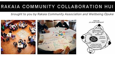 Rakaia Community Collaboration Hui tickets