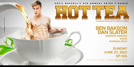 Hot Tea tickets
