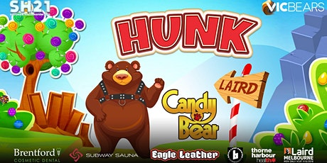 Southern Hibearnation 2021 - CANDY BEAR - Hunk - Final Release tickets