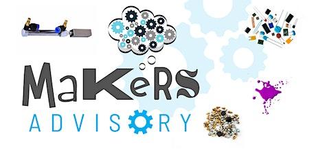Makers' Advisory tickets