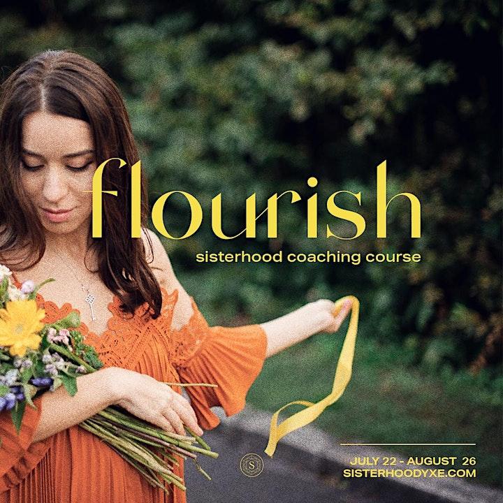 Flourish - Coaching Course image