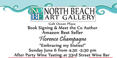 Book Signing and Wine Tasting in North Beach! tickets