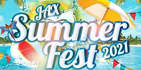 Jax Summer Fest 2021 tickets