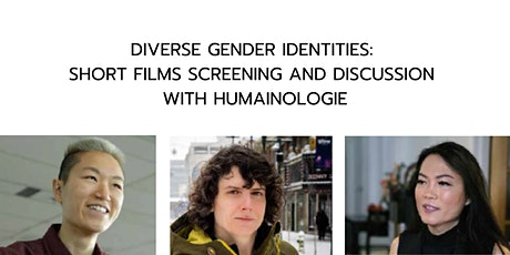 Diverse Gender Identities: Short Films Screening and Discussion tickets