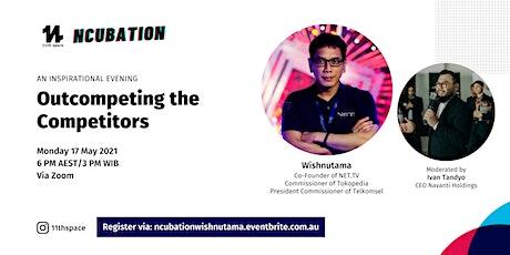 Inspirational Evening with Wishnutama, Co-Founder of NET.TV tickets