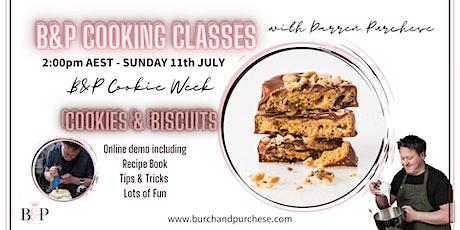 Darren Purchese Masterclass : Cookies, Biscuits & Macaroons - Cookie Week tickets