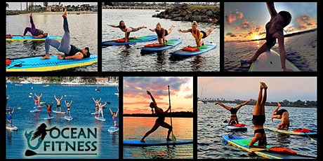 Sunset Paddle & SUP Yoga Class in Downtown St Pete! tickets