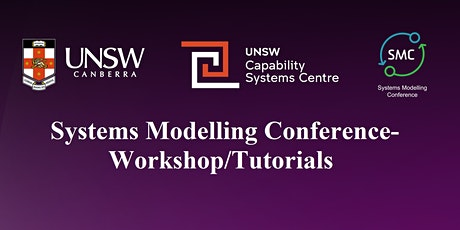 Systems Modelling Conference - Workshop/Tutorial tickets