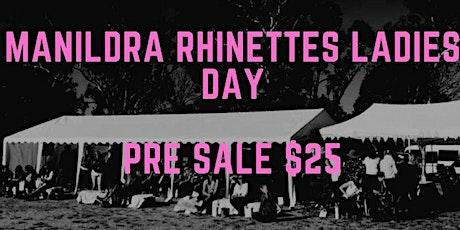 Manildra Rhinettes Ladies Day tickets