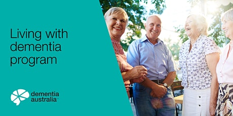 7 weeks of Living with dementia program - Online - NSW tickets