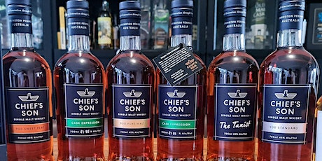 Chief's Son Whisky Tasting 17th June tickets