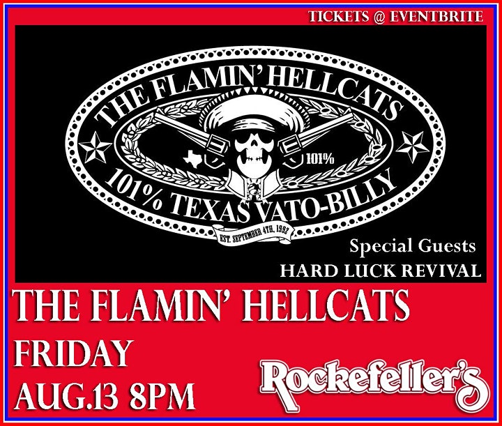 THE FLAMIN' HELLCATS image