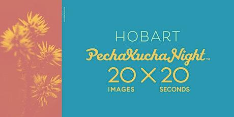 Pecha Kucha Hobart – June 2021 tickets