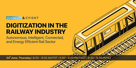 Digitalization in the Railway Industry -Autonomous, Intelligent, and Energy tickets