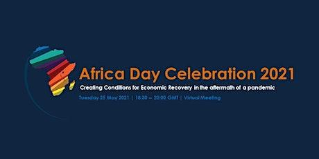 Africa Day Celebration 2021 tickets