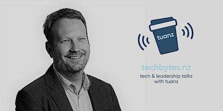 techbytes.nz - a conversation with Jordan Carter, CEO of InternetNZ tickets