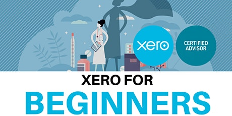 Xero for Beginners – Training Session tickets