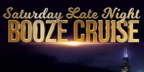 LATE NIGHT  SATURDAY NIGHT BOOOZE CRUISE NEW YORK CITY tickets