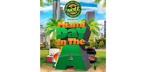 Miami Day in the A tickets