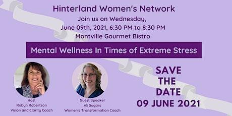 Hinterland Womens Network tickets