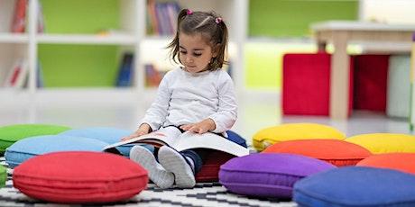 Babies Love Books in Greek - Τα μωρά αγαπούν τα βιβλία στα ελληνικά tickets
