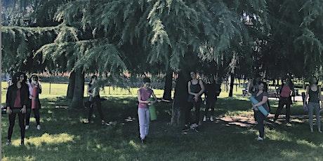 Yoga al parco Martesana tickets