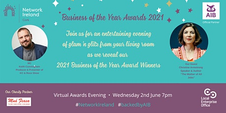 2021 Businesswoman of the Year Awards tickets