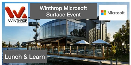 Winthrop Microsoft Surface Lunch & Learn tickets