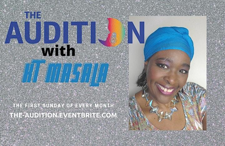 Celebration Arts Live: The Audition with host KT Masala image