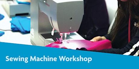 Sewing Machine Workshop - Beginners tickets