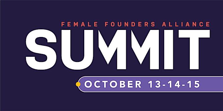 Female Founders Alliance Summit image