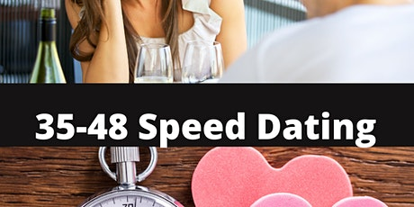 35-48  Speed Dating tickets