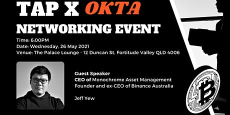 TAP & OKTA Networking Event May 2021 tickets