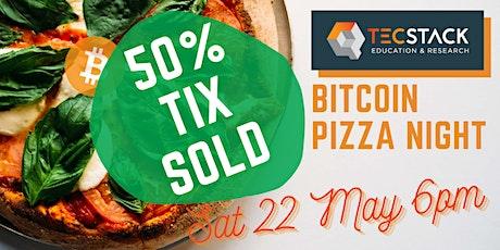 TecStack Bitcoin Pizza Night tickets