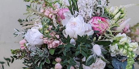 Fresh Flower Bouquet Workshop tickets