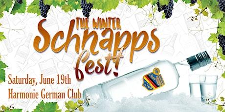 THE WINTER SCHNAPPS FEST 2021 tickets