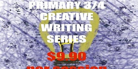 Creative Writing for Primary 3/4 (Re-Run) tickets