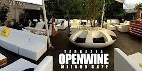 Terrazza Milano Caffé - Open Wine biglietti