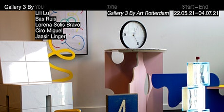 Gallery 3 By Art Rotterdam Members Tour tickets