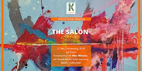 The virtual Salon - Konversation mit Niko Mitsuko! tickets