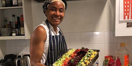 Cook a Nigerian meal with Idia's Community Kitchen! tickets