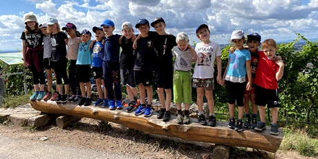 Kids Kung Fu Sommer-Camp 2021 Tickets