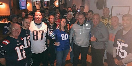 The #NFLUKFanMeetUp Christmas After Party! tickets
