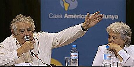 Conferencia de José Mujica por los 110 años de Casa Amèrica Catalunya entradas