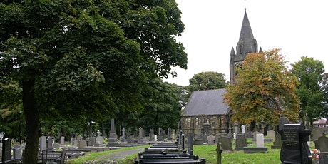 CWGC War Graves Week Tours - Pudsey Cemetery tickets