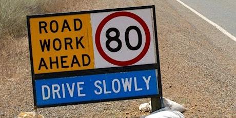 Regional Roadworks Signage Review - Information Session (Esperance) tickets