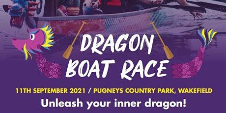 Dragon Boat Race 2021 - Forget Me Not Children's Hospice tickets