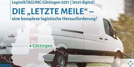 LogistikTAGUNG Göttingen 2021 | Jetzt Digital! Tickets