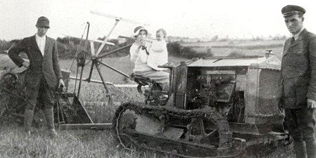 Farming in Oxfordshire in the interwar years tickets