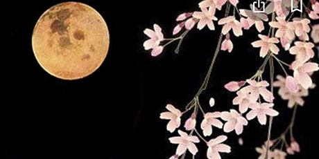 "Full Moon Howl ecstatic dance class under the Full ""Flower"" Moon tickets"